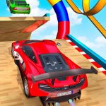 GT Mega Ramp Car Stunts