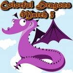 Colorful Dragons Match 3