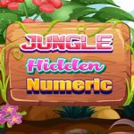 Jungle Hidden Numeric