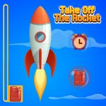 Take Off The Rocket and Collect The Coins