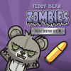 Teddy Bear Zombies Machine Gun